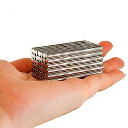 Magnesy neodymowe - 100 sztuk