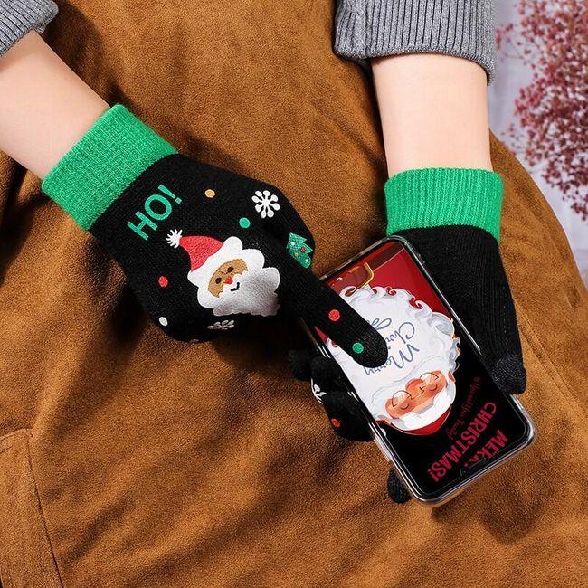 Damskie rękawiczki B06338 1