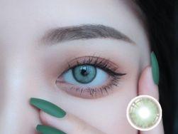 Barvne kontaktne leče TF4742