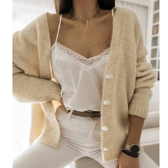 Damski sweter TF9278 1