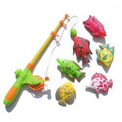 Set de pescuit pentru copii Pippos