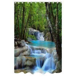 Zavesa za tuš - vodopadi