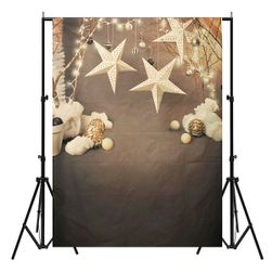 Ateliérové fotopozadí 210 x 150 cm - Vánoční atmosféra