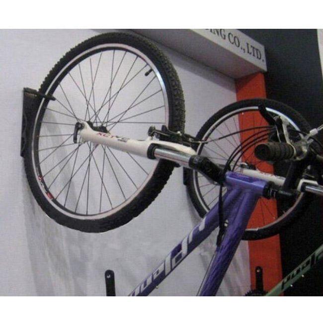 Kerékpár tartó - fekete 1