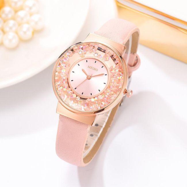 Dámské hodinky TF6852 1
