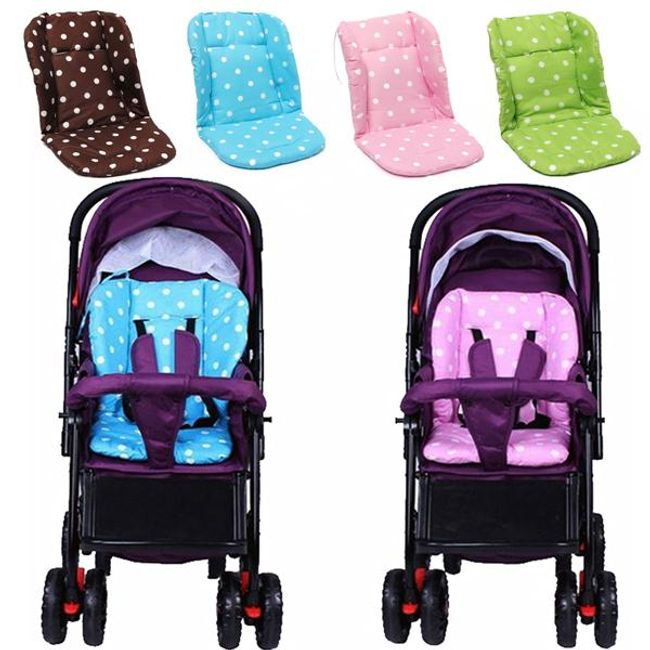 Oblazinjena podloga za otroški voziček 1