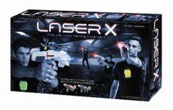 Pistolet na podczerwień Laser-X - zestaw podwójny RZ_025872