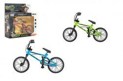 Kolo jízdní prstové 11x7cm kov/plast 3 barvy v krabičce 11,5x12x4cm RM_00311929