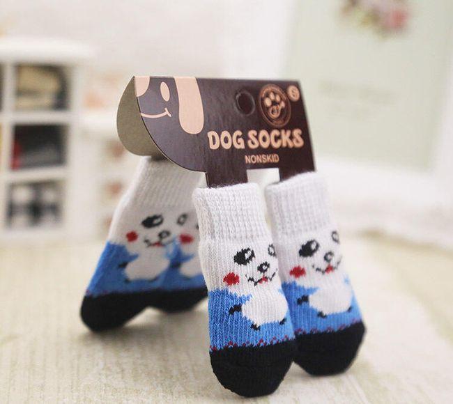 Zokni kutyák számára  Katynka 1