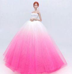 Платье для куклы DE7