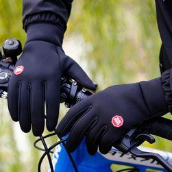 Izolowane rękawiczki rowerowe Mahako