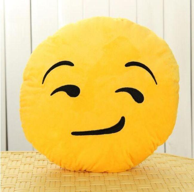 Blazina Smiley - varianta 2 snicker 1