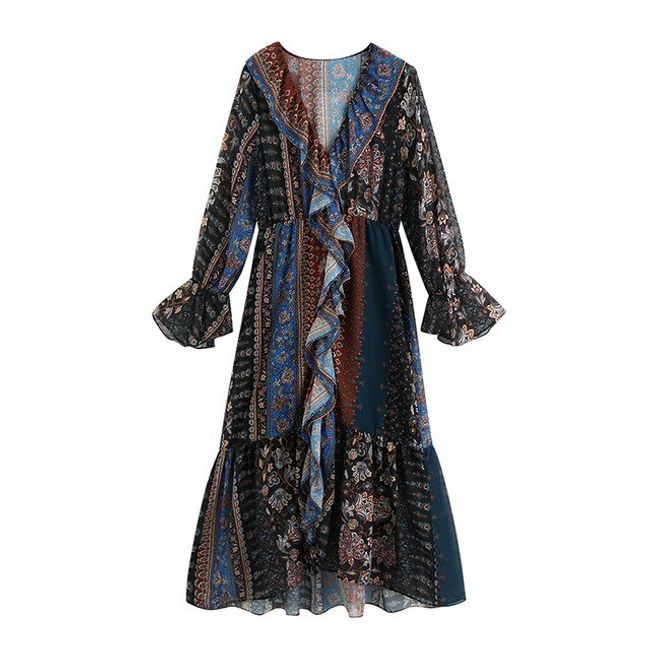 Damska sukienka DS45 1