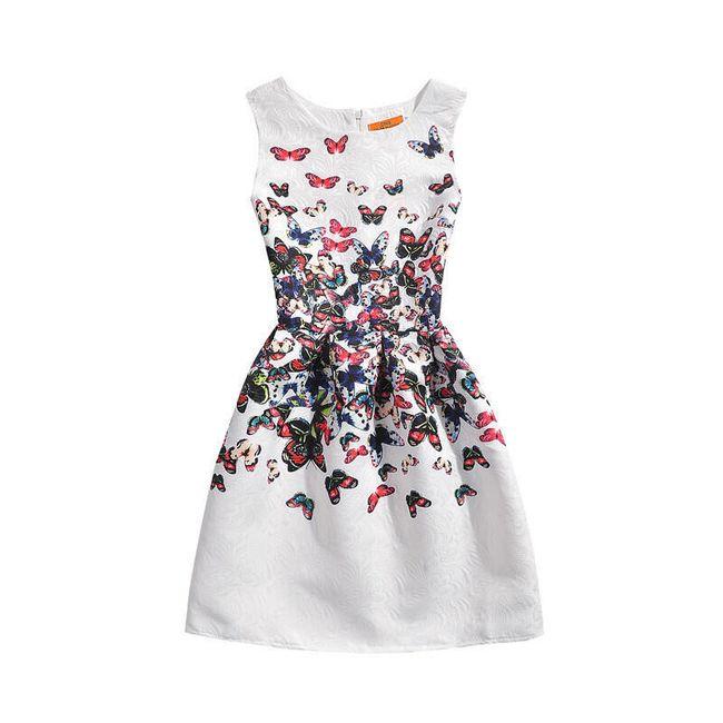 Šaty pro mámu a dceru - 1-Máma XL 1