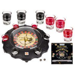 Alkoholová ruleta so šiestimi pohármi PD_1619965