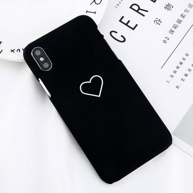 Maska za iPhone sa srcem 1