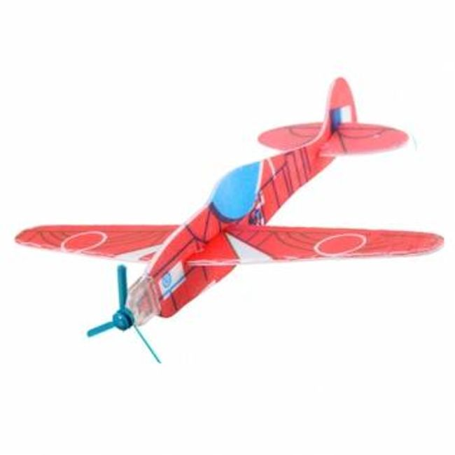 Летающая модель самолета 1