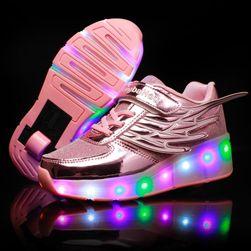 Pantofi sport cu lumini R749