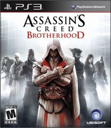 Játék (PS3) Assassin's Creed Brotherhood