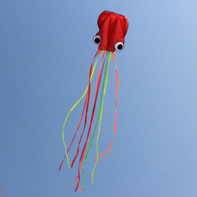 Létající drak ve tvaru chobotnice 1