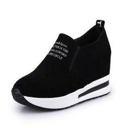 Dámské boty Claretta Černá - 4
