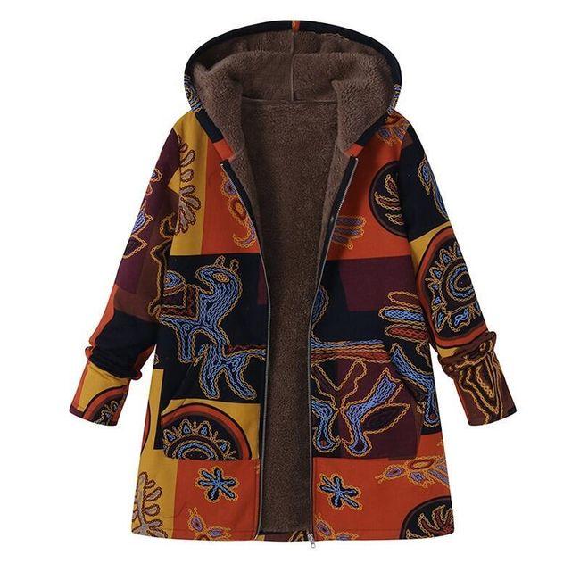 Пальто-толстовка Karissa - 3 варианта 1