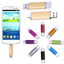 Univerzális kompakt USB flash meghajtó OTG funkcióval - 32 GB