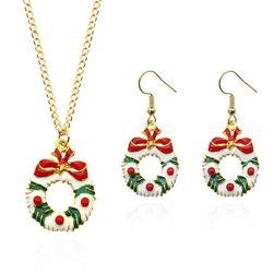 Komplet nakita sa božićnim motivom - 7 varijanti