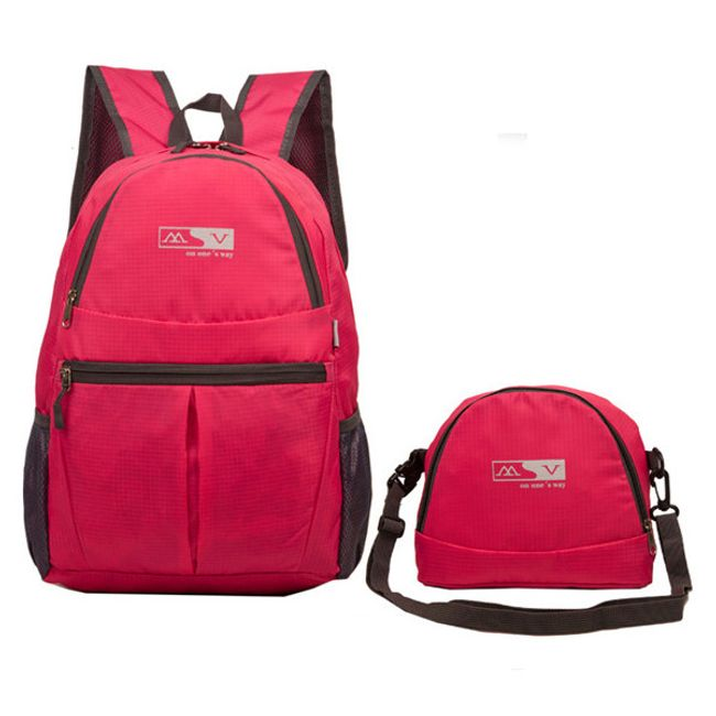 Складной рюкзак для активного отдыха 1