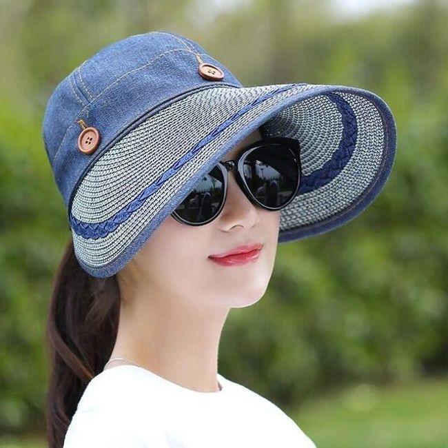 Dámský klobouk DK8 1
