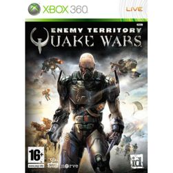 Игра за Xbox 360 Enemy territory Quake Wars