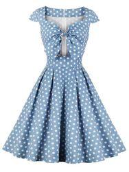 Дамска рокля в А кройка Natasha