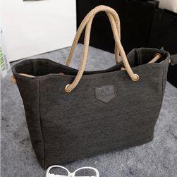 Ежедневна платнена чанта за пролет и лято - 4 цвята