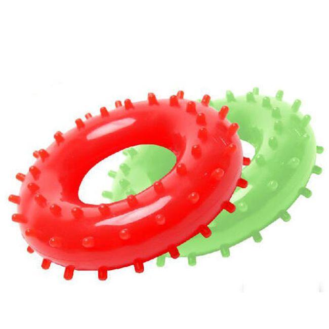 Posilovací kroužky pro dlaně a prsty - 4 kusy 1