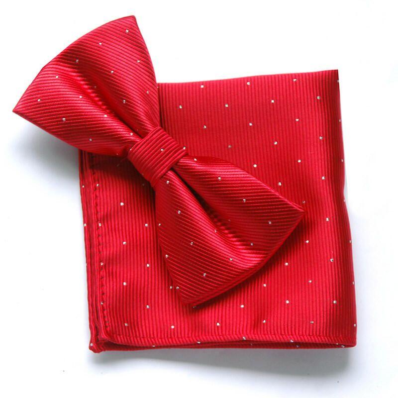 Www Kvetinas Bz Site Info: Červený Motýlek S Kapesníčkem