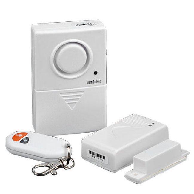 Signalizační alarm na dveře nebo okna s dálkovým ovládáním 1