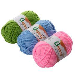 Włóczka do robienia na drutach - 23 kolorów