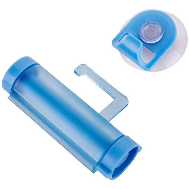 Trubička na zubní pastu - náhodná barva 1