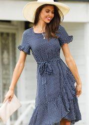 Ženska haljina kratkih rukava Izarre