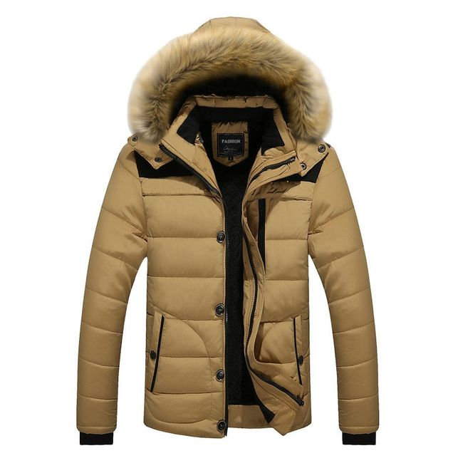 Férfi téli kabát Parker