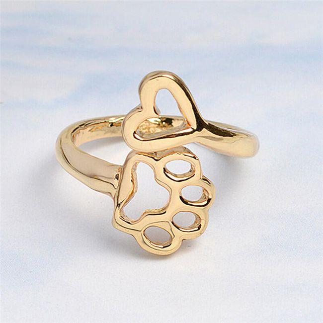 Damski pierścionek VD5 1