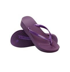 Ženske papuče Purple