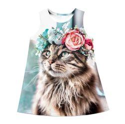 Dívčí šaty Brisa
