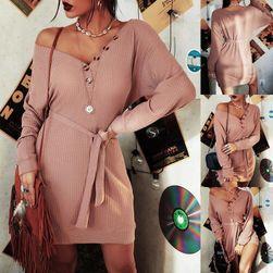 Ženska haljina sa dugim rukavima EA_632776605190