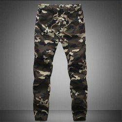 Férfi katonai nadrág - több variáció