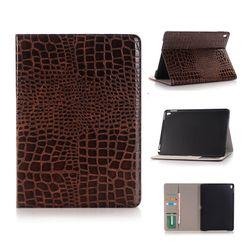 Krokodilbőr mintázatú védőtok iPad Pro készülékhez