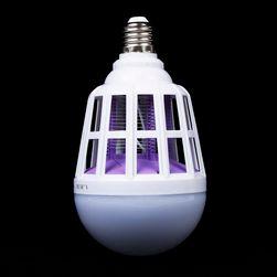 LED лампочка против комаров