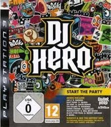 Gra  (PS3) DJ Hero
