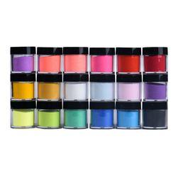 Ukrasni šareni prah za nokte - 18 boja