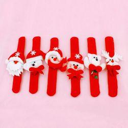 Vánoční náramek na ruku - 10 kusů